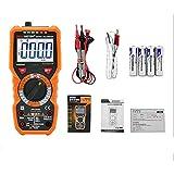 zantec Digital Voltmeter 6000Counts HFE Digital Multimeter AC/DC Spannung Widerstand Kapazität Frequenz Temperatur Tester