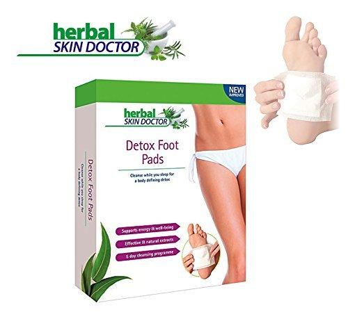 Detox Fußpflaster Zum Abnehmen – Original Detox Pflaster Zur Gewichtsreduktion und Entgiftungskur - Natürliche Entgiftungspflaster Für Männer Und Frauen (Gesunde Füße Creme)