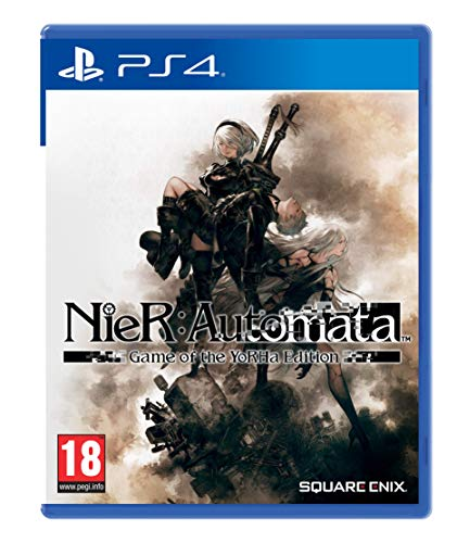 NieR: Automata Game of the YoRHa Edition (PS4) Best Price and Cheapest