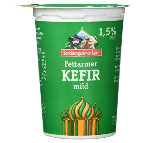Berchtesgadener Land fettarmer Kefir mild, 500g Test