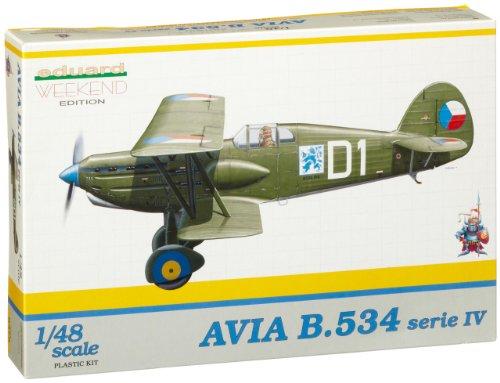 eduard-plastic-kits-8475-avia-b-de-534-serie-iv-weekend