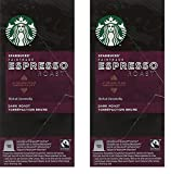 Capsule di caffè Starbucks - Espresso per caffè espresso Fairtrade Nespresso