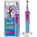 Oral-B 81510676 - Cepillo de dientes infantil eléctrico de rotación (material De plástico, potencia 2200 W), color negro