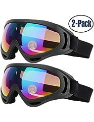 c7104451afe Amazon.es  Gafas - Esquí  Deportes y aire libre