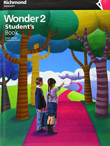 WONDER 2 STUDENT'S BOOK par Aa.Vv.