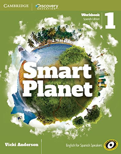 Smart Planet Level 1 Workbook Castellano - 9788483239810 por Vicky Anderson