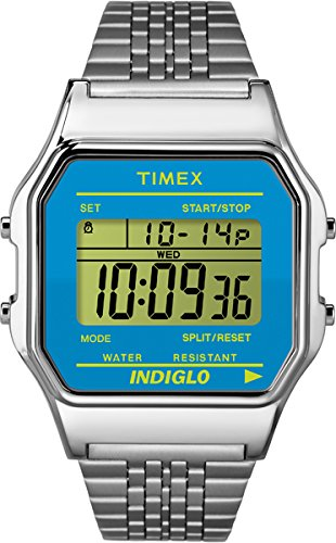 Timex TW2P65200 – Reloj de cuarzo unisex, color plata