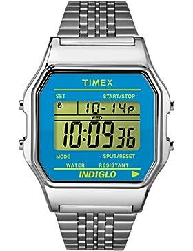 Timex Unisex-Armbanduhr Unisex T80 Classic Digital Quarz TW2P65200