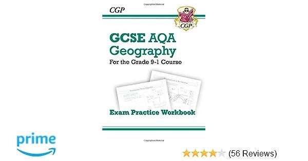 Grade 9-1 GCSE Geography AQA Exam Practice Workbook (CGP GCSE