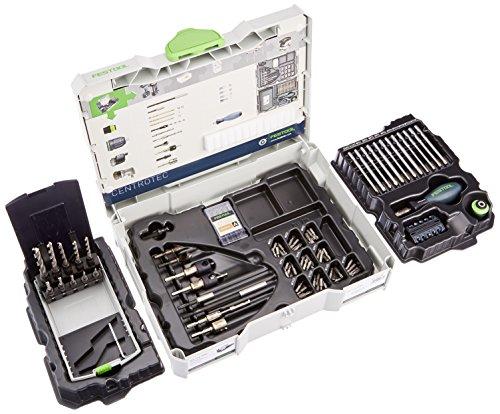 Festool SYS 1 CE-SORT Kit d'outils-Multicolore