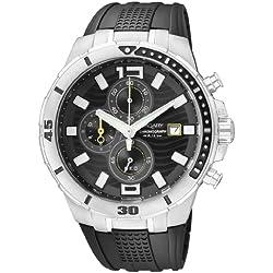 Vagary IA7-915-50 Crono - Wristwatch men's, Band Colour: black