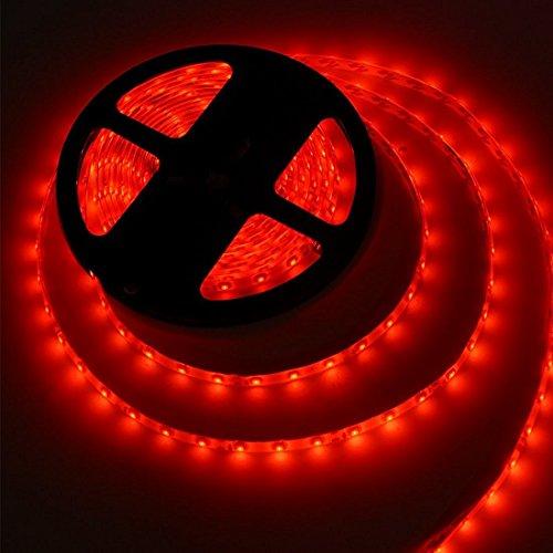 striscia-led-300-led-smd-5050-rosso-luce-di-striscia-flessibile-impermeabile-del-ledconfezione-da-16
