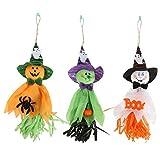 Tinksky-3-piezas-de-Halloween-Espritu-Garland-Decoracin-Prop-para-Bar-Halloween-partido-Halloween-regalo-naranja-blanco-verde