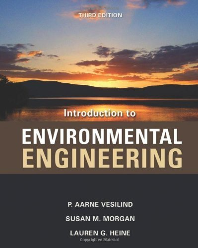 Introduction to Environmental Engineering by P. Aarne Vesilind (2009-05-19)