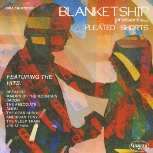 Pleated Shorts (Shorts Pleated)