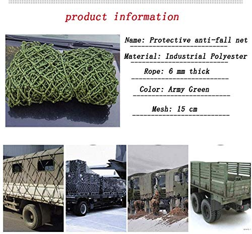 Zoom IMG-3 protective net decoration camion di