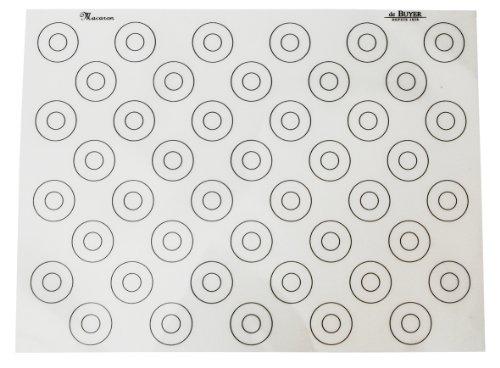 de-buyer-493540-tapis-silicone-fin-special-macarons-44-reperes-40-x-30-cm
