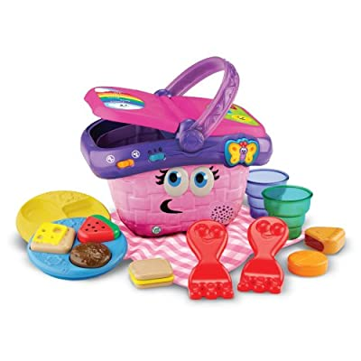 LeapFrog Shapes and Sharing Picnic Basket