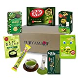 Japanese Matcha Green Tea Sweets and Snacks assortment gifts 8 pcs