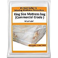 King colchón bolsa para móviles resistente funda – Pantalla de 5 mm de grosor – Solución