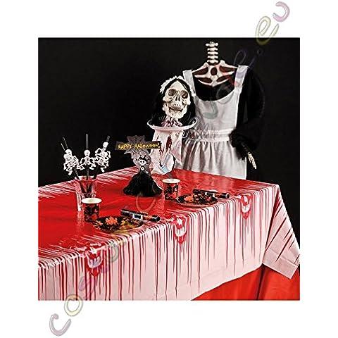 Tovaglia Halloween Cm.180x130