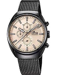 Amazon.es  Lotus smart casual - Hombre  Relojes f21e167c900f