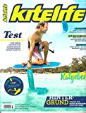 Kitelife #64 2018 Core Nexus Naxos Kykladen Zeitschrift Magazin Einzelheft Heft Kite Sport