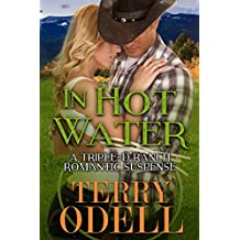 In Hot Water: A Triple-D Ranch Romantic Suspense (English Edition)