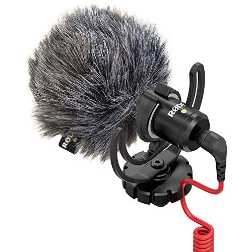 Rode VideoMicro Compact On Camera Microphone Thumbnail 3