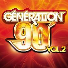 Génération 90 /Vol.2 (4 CD)