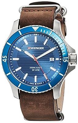 Reloj de pulsera Wenger - Hombre 01.0641.121 de Wenger