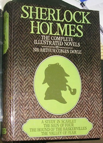 Sherlock Holmes: The Complete Illustrated Novels (English and Spanish Edition) by Sir Arthur Conan Doyle (1987-05-02)