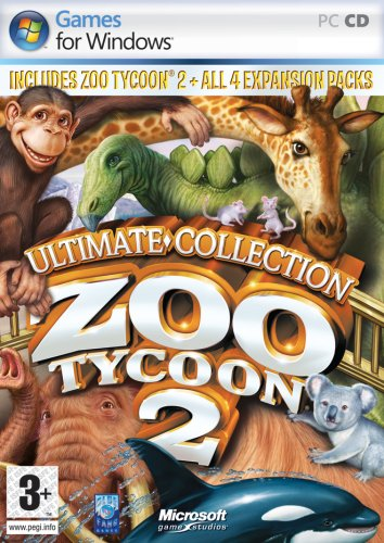 Zoo Tycoon 2: Ultimate Collection [UK Import]