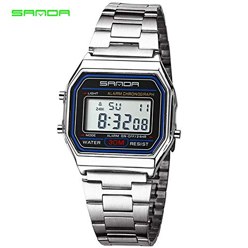 Herrenuhren Qualifiziert Sport Uhr Männer Top Marke Uhr Männer Digitale Uhr Mode Wasserdichte Armbanduhren Für Männer Jungen Tauchen Armbanduhr Uhren Deporte
