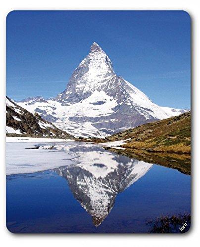 montanas-monte-matterhorn-y-lago-riffelsee-alfombrilla-para-raton-23-x-19cm
