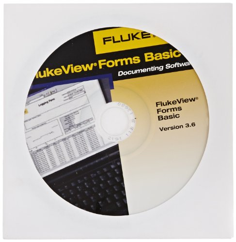 Fluke industriel fvf-sc5View de formes, 8845A/8846A