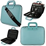 Best SumacLife Ultrabooks - Sky Blue SumacLife Cady Messenger Bag for Toshiba Review