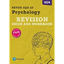 REVISE AQA AS level Psychology Revision Guide and Workbook (REVISE AS/A level AQA Psychology)