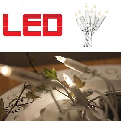 LED Mini-Lichterkette 20'er warmweiss P-LED 421-11 von Best Season bei Lampenhans.de