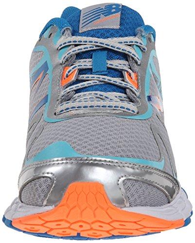 New Balance NBW780SB5 Sneaker da Donna Grigio (Silver/Blue)