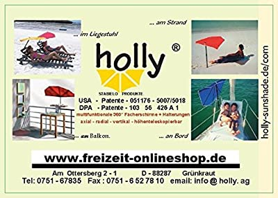 CADAC - GRILLOGAS DOME COMBO - DER PREISWERTE NEUE !! ! 50 mbar ! - VERTRIEB durch - Holly ® Produkte STABIELO ® - holly-sunshade ® - patentierte Innovationen im Bereich mobiler universeller Sonnenschutz - Made in Germany -Mit anschraubbaren Aluminium Bei