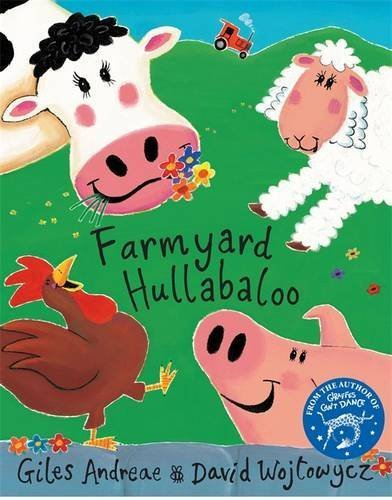 Farmyard Hullabaloo (Orchard Picturebooks) by Giles Andreae (2000-04-27)