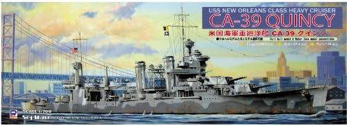 1/700 United States Navy New New New Orleans-Klasse schwerer Kreuzer Quincy CA-39 (W120) 63be35