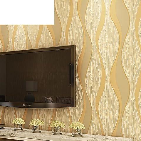 Schnee Streifen Tapete/Moderne minimalistische3D wallpaper/Drei dimensionale Vliestapete/Wohnzimmer Schlafzimmer Tapeten/TV Kulisse
