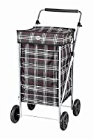 Hoppa 4 Wheel Shopper Bag