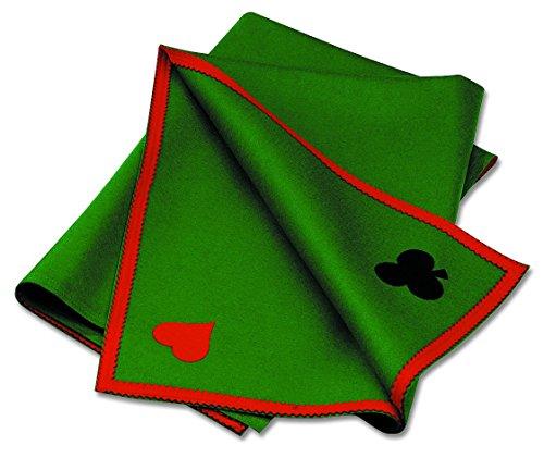 Fournier Tavolo da Poker Tappetino Cotone 90x 90