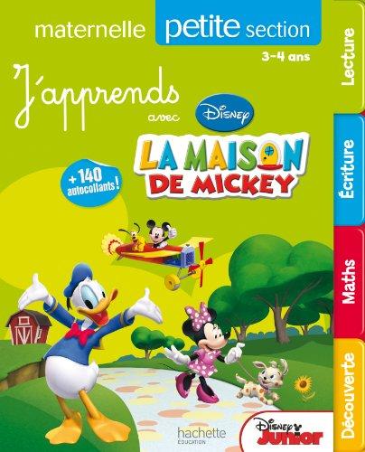 J'apprends avec Mickey - PS