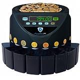 Geldzählmaschine Securina24 SR1200 Abhülsung – Münzzähler, Münzsortierer - 2