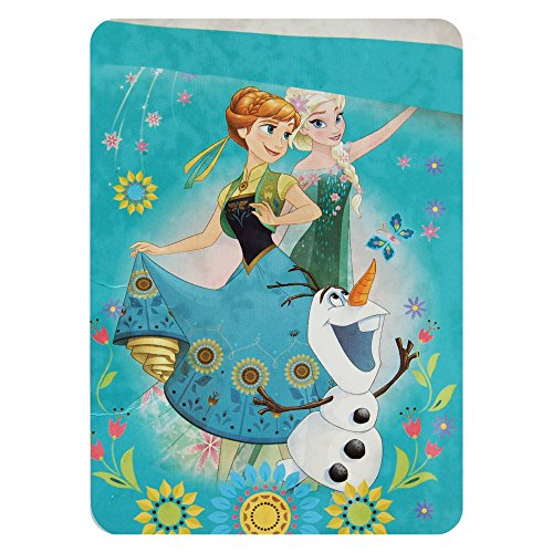 Disney Frozen Tagesdecke 180x 260cm, für Frühling und Sommer
