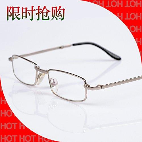 presbyopic brille authentische marke full - frame - ultraleicht - multifunktionale falten spiegel und optische gläser für presbyopie,optische folie 350